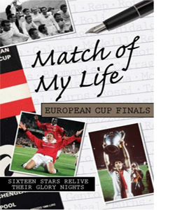 Match of My Life European Cup Finals (HB)