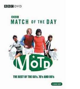 Match of the Day: The Best of the 60s, 70s And 80s (DVD)