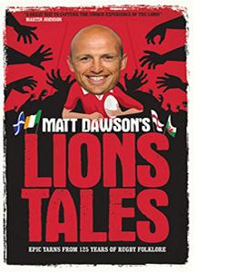 Matt Dawson's Lions Tales