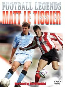 Matt Le Tissier - Unbelievable (DVD)