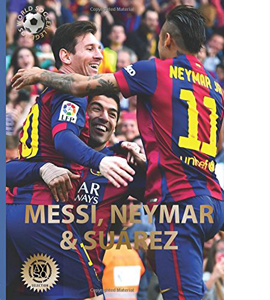 Messi, Neymar, and Suarez: The Barcelona Trio