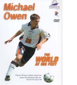 Michael Owen - The World At His Feet (DVD)
