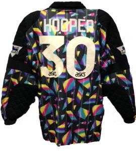 Mike Hooper's Newcastle United Shirt (Match-Worn)