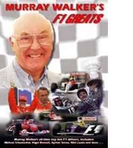 Murray Walker: Top 10 F1 Greats (DVD)