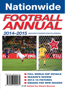 Nationwide Annual 2014-15: Soccer's Pocket Encyclopedia