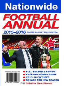 Nationwide Annual 2015-16: Soccer's pocket encyclopedia