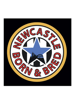 Newcastle Born and Bred (Greetings Card)