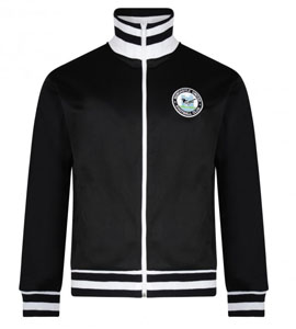 Newcastle Uniited Official 1982 Retro Track Jacket
