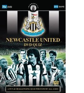 Newcastle United FC: DVD Quiz (DVD)