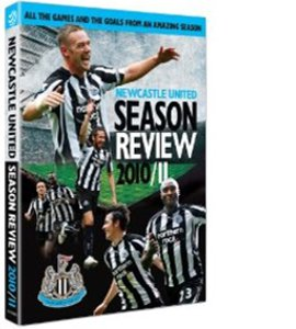 Newcastle United: End of Season Review 2010/11 (DVD)