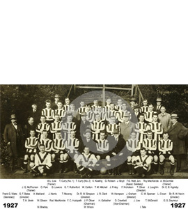 Newcastle United Team Photo 1927 (Print)
