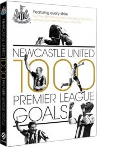 Newcastle United: 1000 Premier League Goals [DVD]