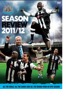 Newcastle United: End of Season Review 2011/12 (DVD)