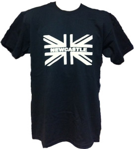 Newcastle United Union Jack (T-Shirt)