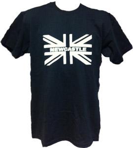 Newcastle United Union Jack (T-Shirt)