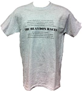 Newcastle United Blaydon Races - Grey (T-Shirt)