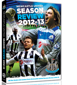 Newcastle United: Season Review 2012/13 (DVD)