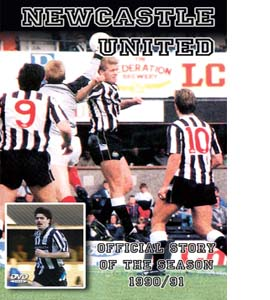Newcastle United Season Review 1990/91 (DVD)