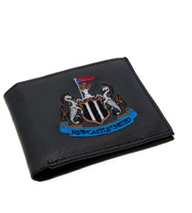 Newcastle United F.C. Leather Wallet