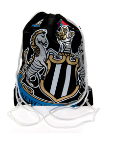 Newcastle United F.C. Gym Bag BL