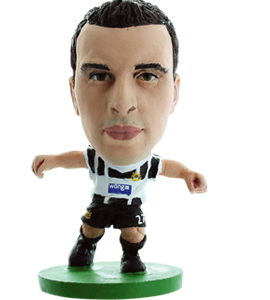 Newcastle United F.C. Soccer Starz Steven Taylor