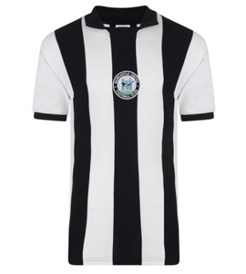 Newcastle United 1976 Home Shirt