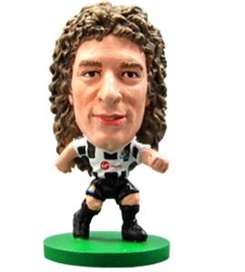 Newcastle United F.C. Soccer Starz Fabricio Coloccini