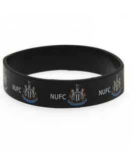 Newcastle United F.C. Silicone Wristband
