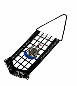 Newcastle United F.C. Mini Pennant