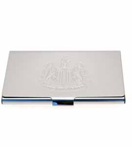 Newcastle United F.C. Business Card Holder