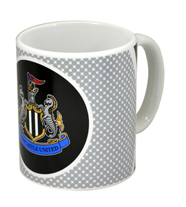Newcastle United F.C. Official Mug BE