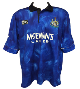 Newcastle United 1993-95 Away Shirt