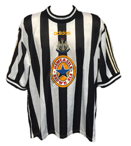 Newcastle United 1997-98 Home Shirt