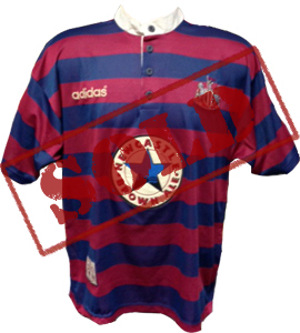 Newcastle United 1995/96 Away Shirt