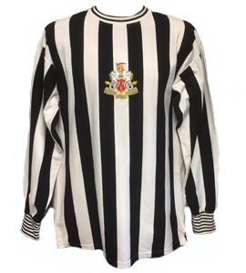 Newcastle United Prototype Shirt