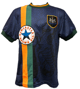 Newcastle United 1998 Away Shirt