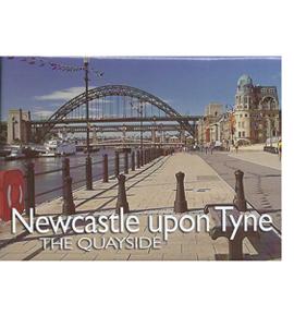 Newcastle Upon Tyne (Fridge Magnet)