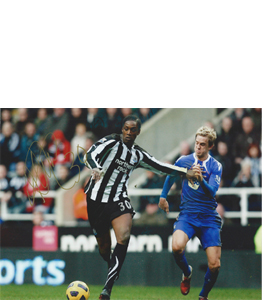 Nile Ranger Newcastle Photo (Signed)