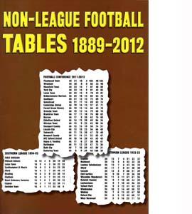 Non-League Football Tables 1889-2012