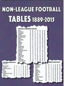 Non-League Football Tables 1889-2015