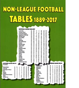 Non-league Football Tables 1889-2017