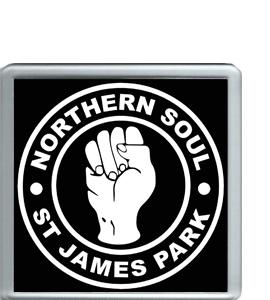Northern Soul St James' Park (Coaster)