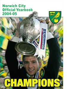 Norwich City Official Yearbook 2004-2005 (HB)