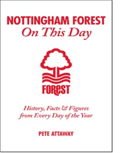 Nottingham Forest On This Day (HB)