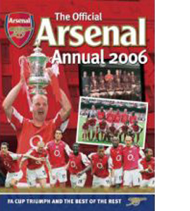 Official Arsenal Annual 2006 (HB)