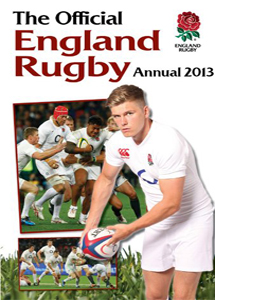 Official England Rugby Annual 2013 (HB)