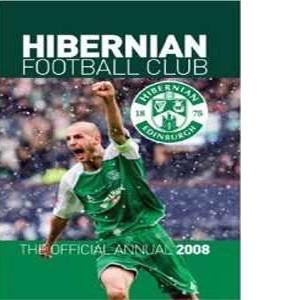 Official Hibernian FC Annual 2008 (HB)