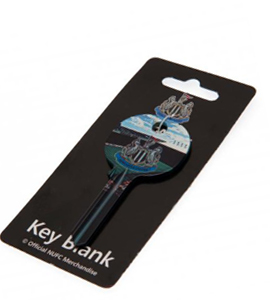 Official Newcastle United F.C. Door Key