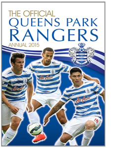 Official Queens Park Rangers 2015 Annual (HB)