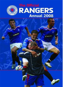 Official Rangers FC Annual 2008 (HB)